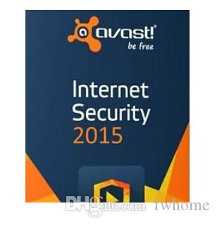Avast Internet Security 2017 Licence 2018 2 ans 3PC Support Multi-Language
