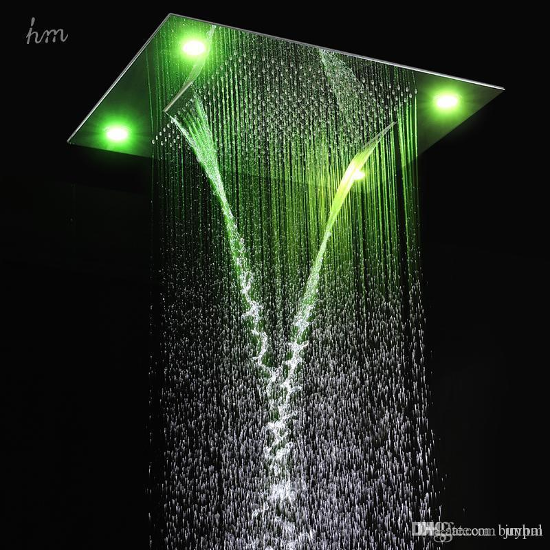 Best Quality Best Ceiling Mounted Rain Shower Heads Remote ...