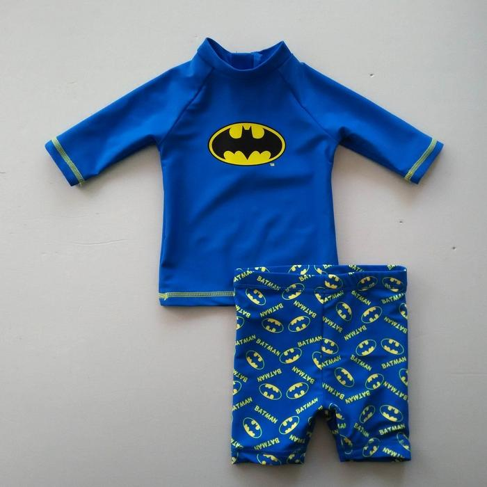 Baby Boys' Swimwear. Baby boys love to splash around–and Amazon has the swimwear you need to make it happen. Check out our assortment of baby and toddler boys' board shorts, rash guards, swim diapers, and sun suits for picks your little guppy will love to wear in the baby pool, at the beach, through the sprinkler, and beyond.