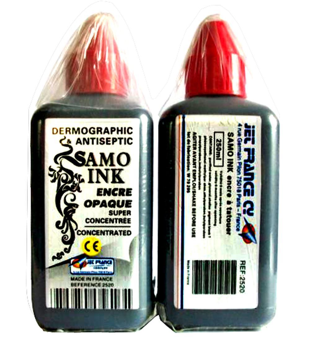 One bottle of dynamic tattoo ink 250ml black color tattoo for Dynamic black tattoo ink review