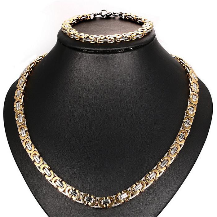 Best Quality Fine Jewelry Set Men'S Jewelry Factory Direct ...