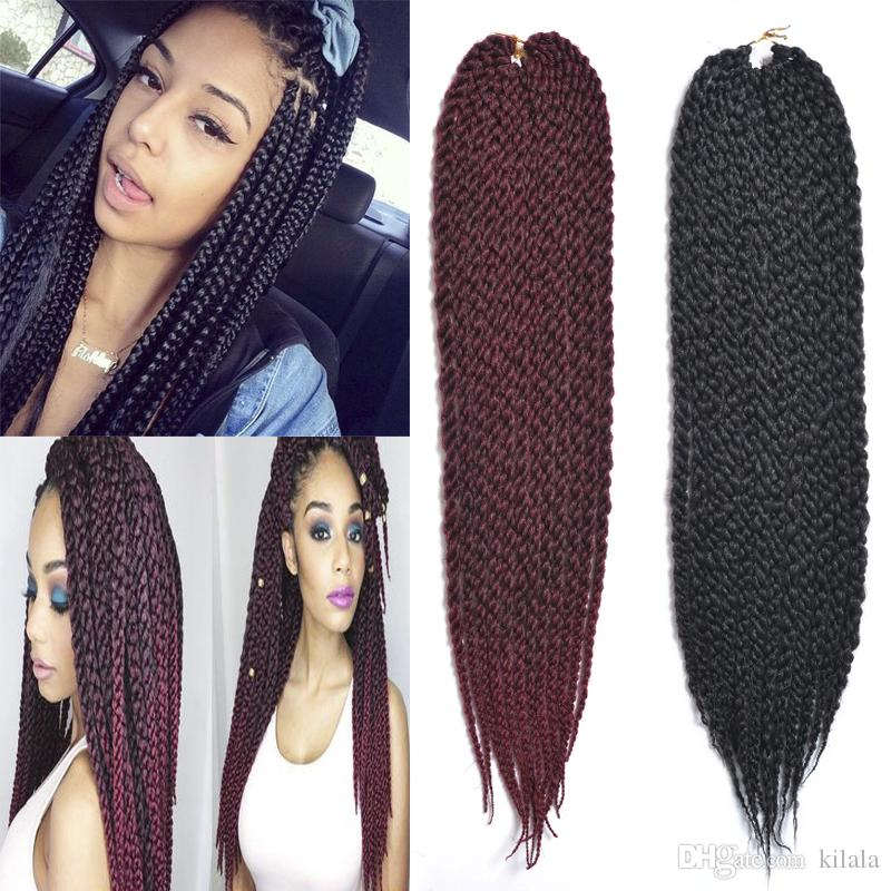 Crochet Hair Unit : ... Hair 3D Cubic Twist Crochet Braids Crochet Braid Hair Extensions