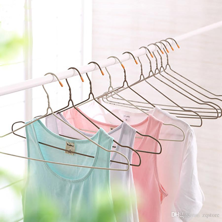 plastic wall metal hooks for clothes hanger dryer skirt trousers clothespins laundry clothes hanger in the - Hooks For Clothes Hangers