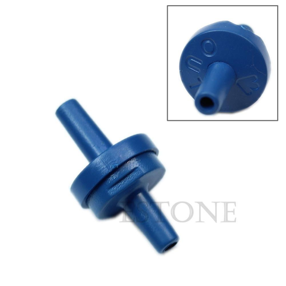 China aquarium fish tank price - Free Shipping 5pcs Small Check Valve For Air Tube 4mm Pump Aquariums Fish Tank