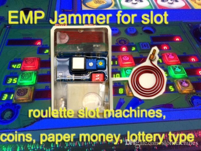 emp generator for slot machine