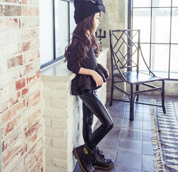 2016 Baby Girl Legging Fashion Full Length Leggings ...