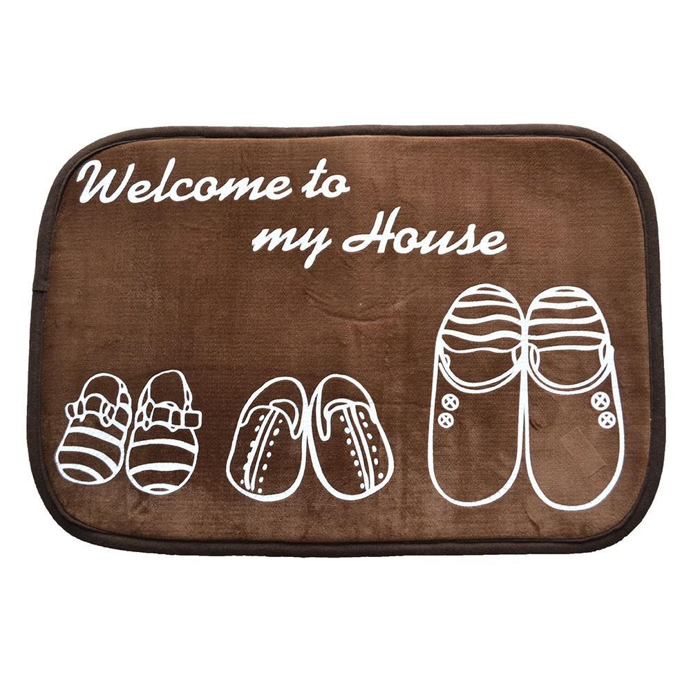 Home Living Room Carpet Entrance Mats Door Bathroom Kitchen Absorbent Non Slip Online With