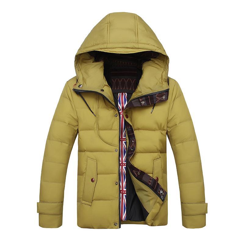 Warm Lightweight Winter Jacket