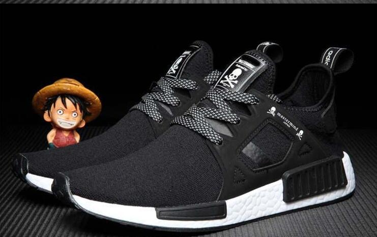2017 Best Nmd Xr1 Glitch Black White Blue Camo Olive Adult And