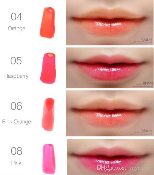 Liquid Tony Moly Cherry Pink Lip Tint Stain Magic Lip ...