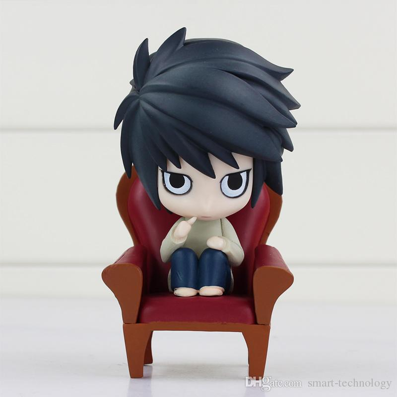 2017 Death Note Anime Yagami Light Nendoroid Pvc Action ...
