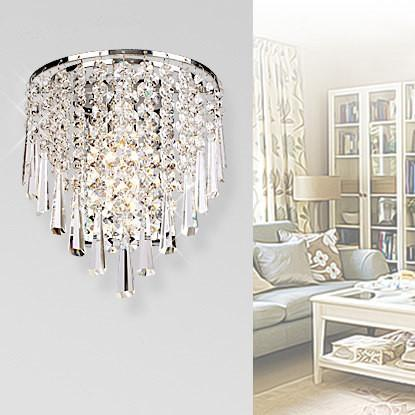 Discount Modern K9 Lustres Crystal Wall Lamps Fashion Wall Sconce – Chandelier Sconces Wall