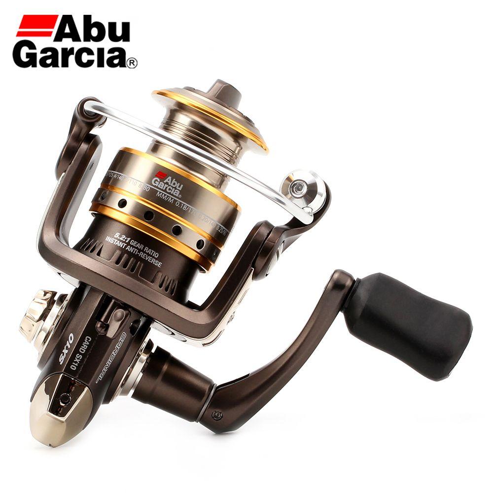 100% original abu garcia brand cardinal card sx 1000 4000 6bb, Fishing Reels