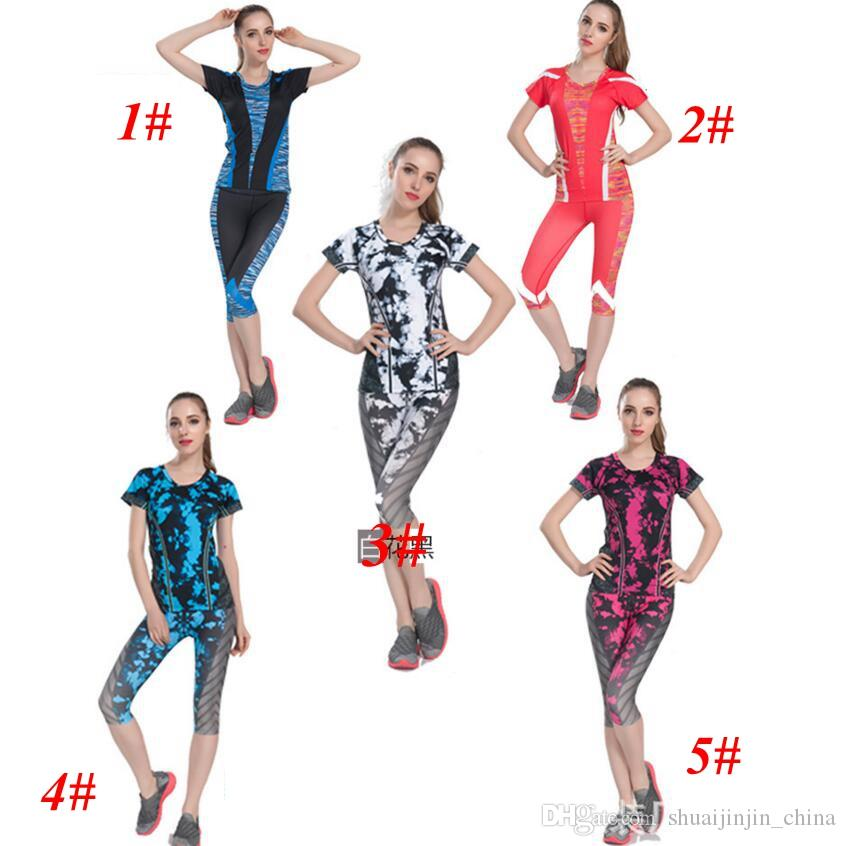 Gym Clothing Wholesaler Shuaijinjin_china Sells Ladies Gym Athletic Outfit Apparel Matching Set ...