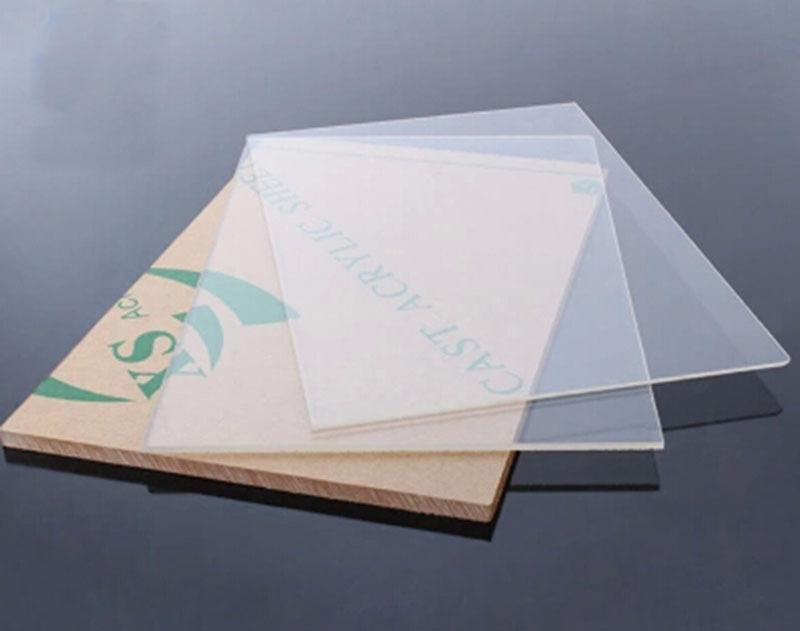Store plexiglass plater
