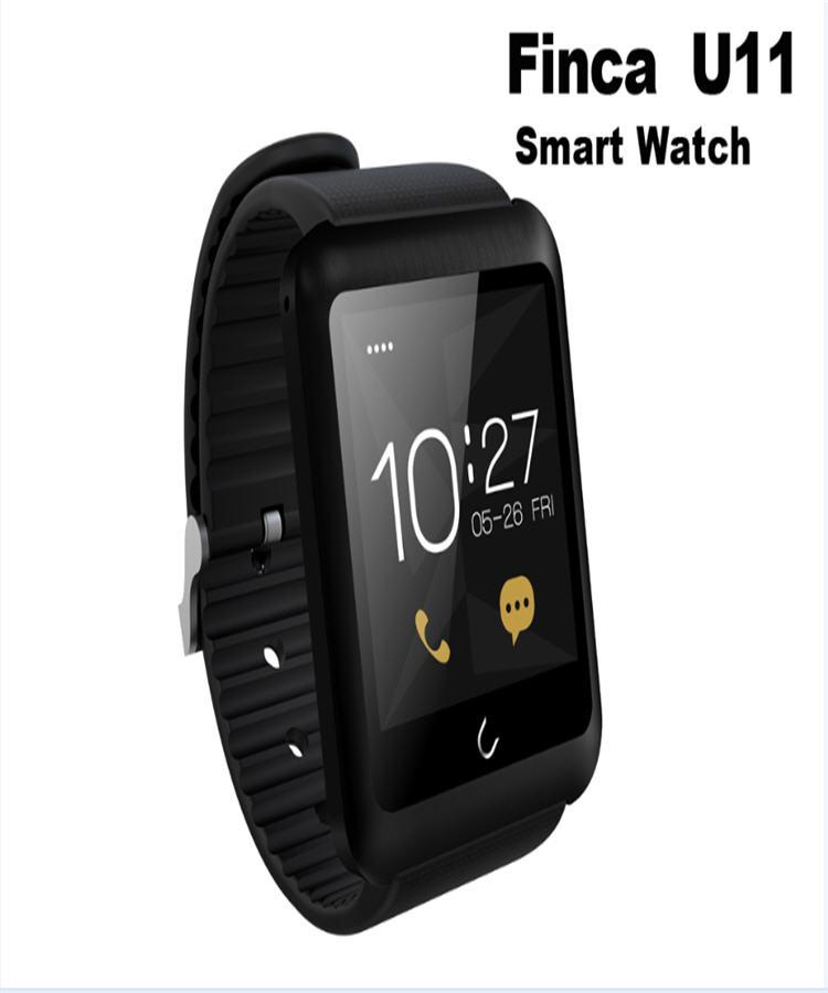 Smartwatch 2016 Latest Finca U11 Bluetooth Smart Watch ...