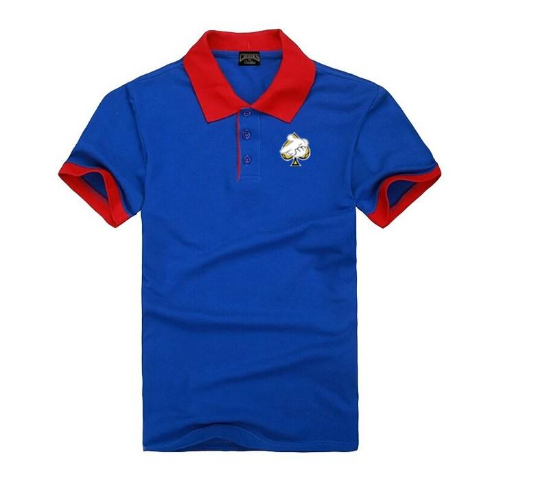 2017 Discount New Summer Men Brand Polo Clothing Solid