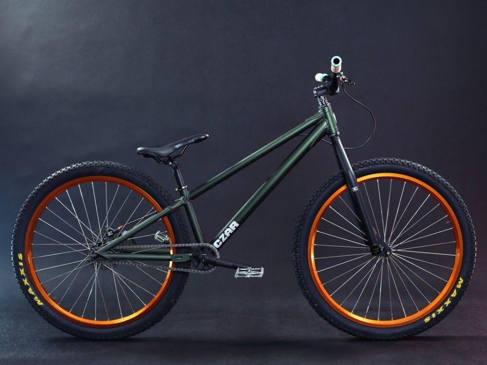 Echo Czar 26 Complete Street Trial Bike 26 Inch Street