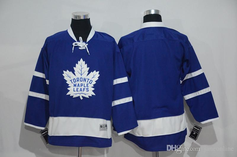 2016 Maple Leafs de Toronto Royal Home Premier Jersey 34 Auston Matthews 16 Mitch Marner 17 Wendel Clark 21 James Van Riemsdyk 44 Rielly 93 19