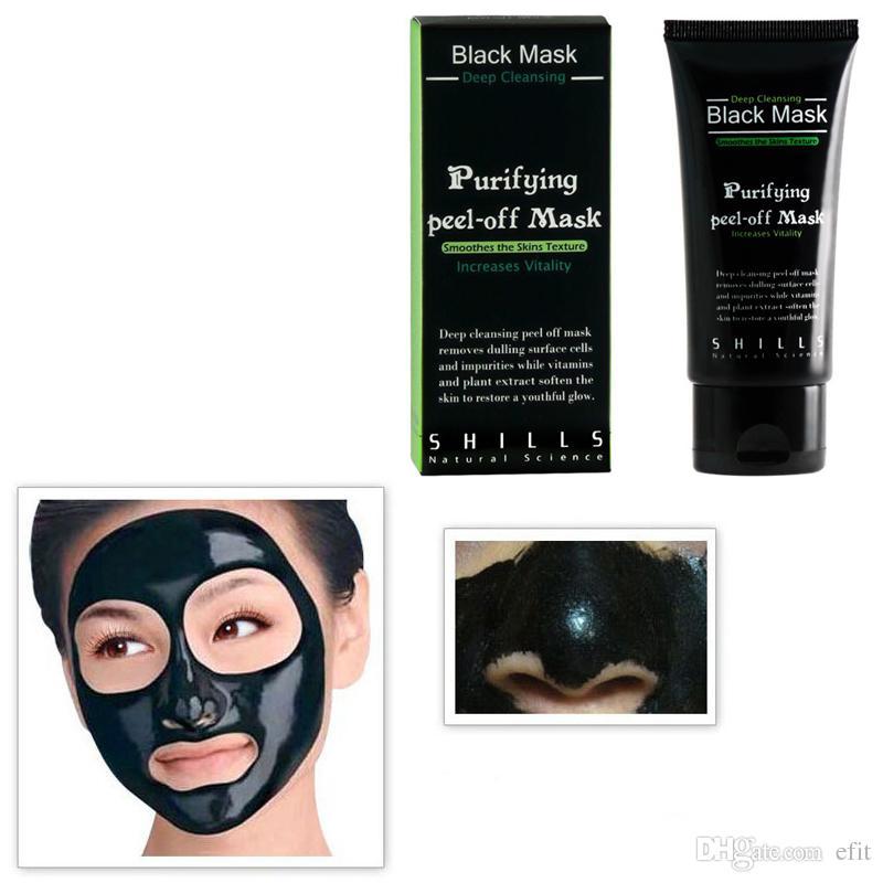 Natural Science Deep Cleansing Black Mask