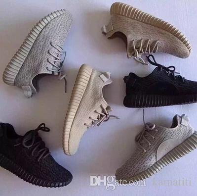 shoes running 350 boost shoes PU+RB Shoes Boost Classic Shoes Low Kanye West Boots Ankle Boots Low cut Shoes Sports running shoes 36~48