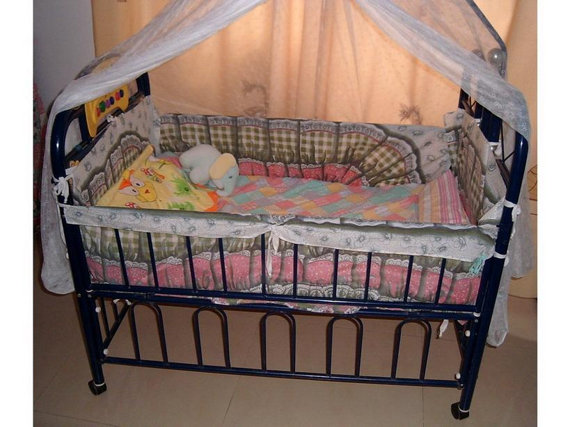 Baby Bed Is Used For Infants And Young Children Baby Bed