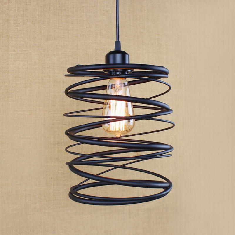 indoor restoration hardware lighting loft northern europe american vintage retro pendant lamp for online with 13072piece on