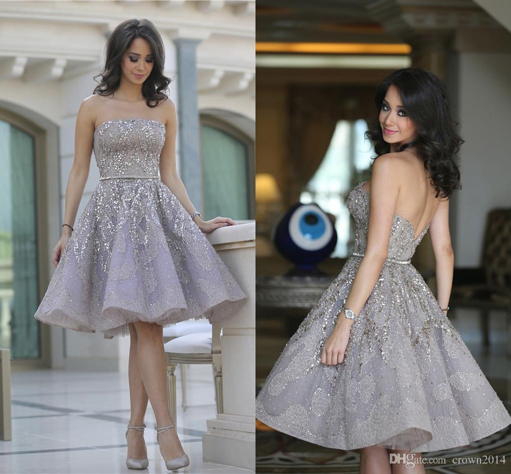 Amazoncom silver dresses for women