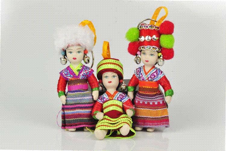 Toys For Minorities : No ethnic minority doll characteristics