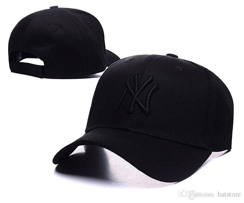 all black peaked caps snapback baseball caps ny golf