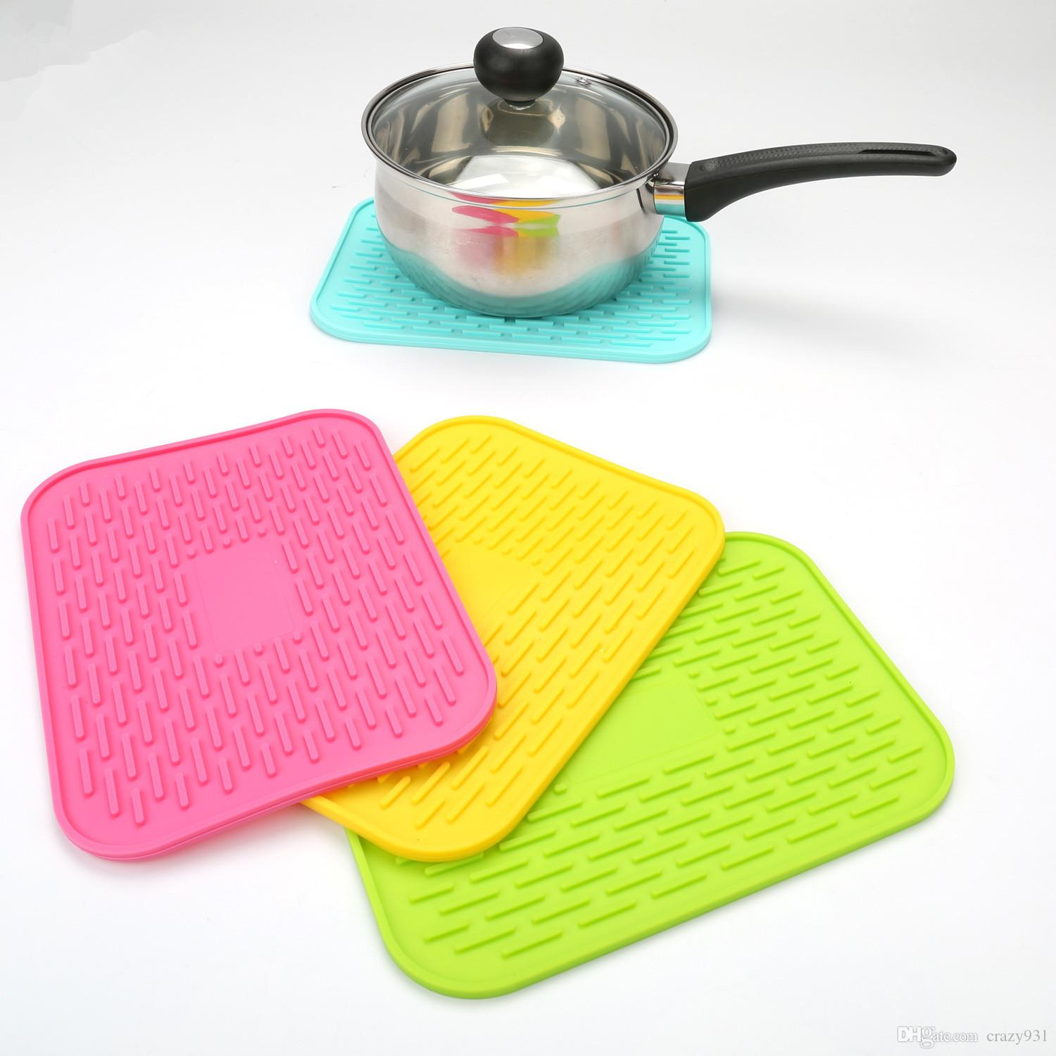 2017 Wholesale Heatproof Mat Pads Silicone Multifunction  : wholesale heatproof mat pads silicone multifunction from www.dhgate.com size 1500 x 1500 jpeg 121kB