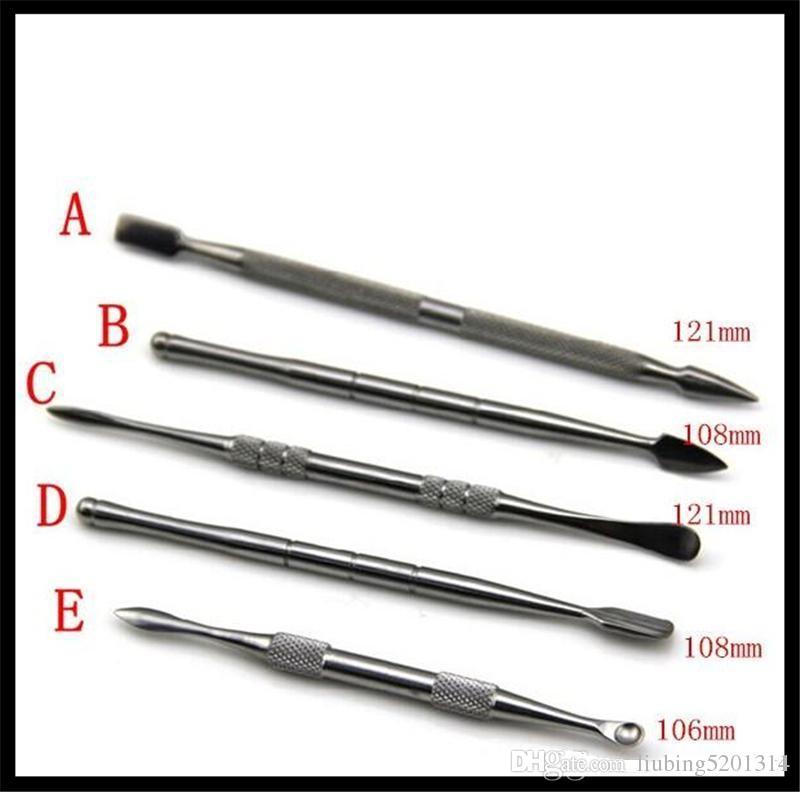 how to clean a titanium dab nail