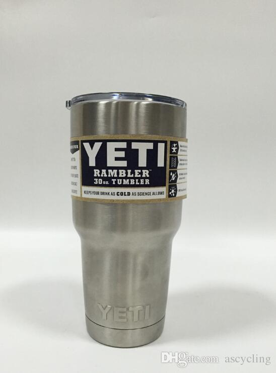 For Sale 304 Stainless Steel 30oz Yeti Cups Cooler Yeti
