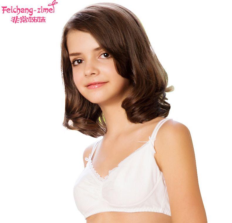 Wholesale 2016 Fashion Sister Teenage Girl Underwear Girl Bras ...