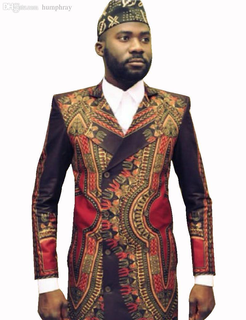 Wholesale African Men Clothing