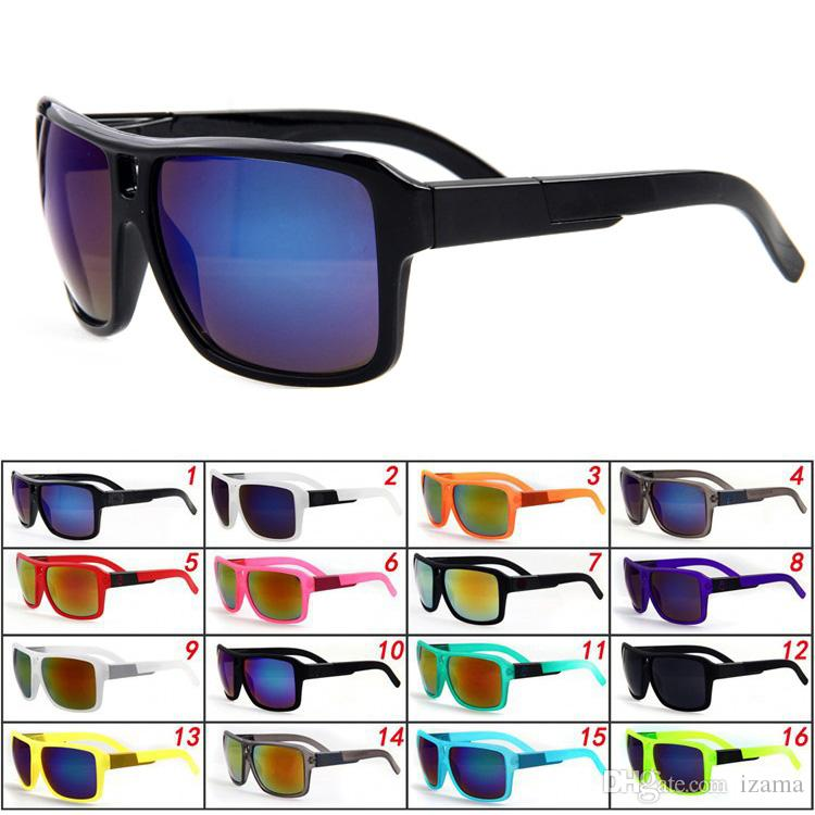 WHOLESALE - Quick Fashion Dragon Lunettes de soleil Hommes Outdoor Beach Sun gla