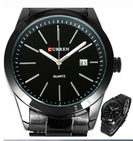 Curren 8091 high end leisure men 39 s watch business fashion brand watches luxury automatic Curren leisure style fashion watch price