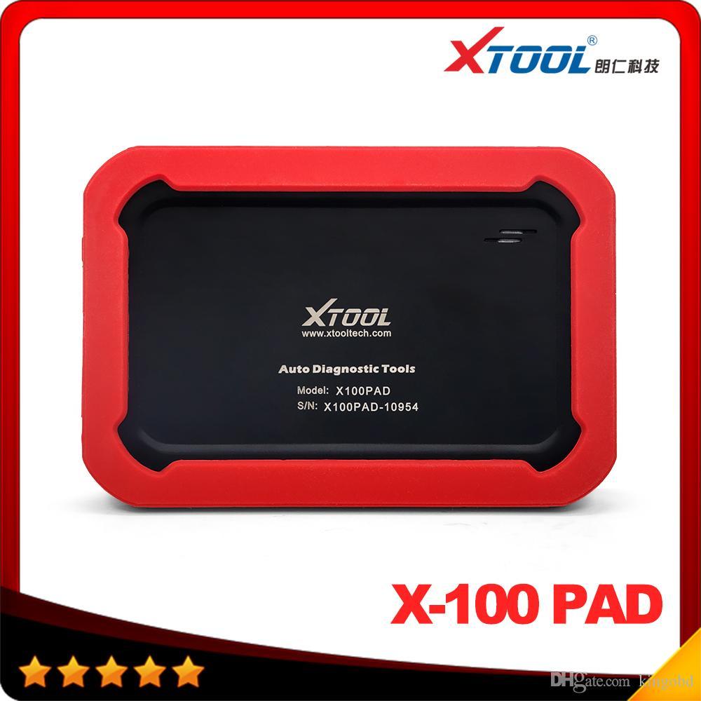 2016 New Arrival Xtool X 100 Pad Tablet Key Programmer ...
