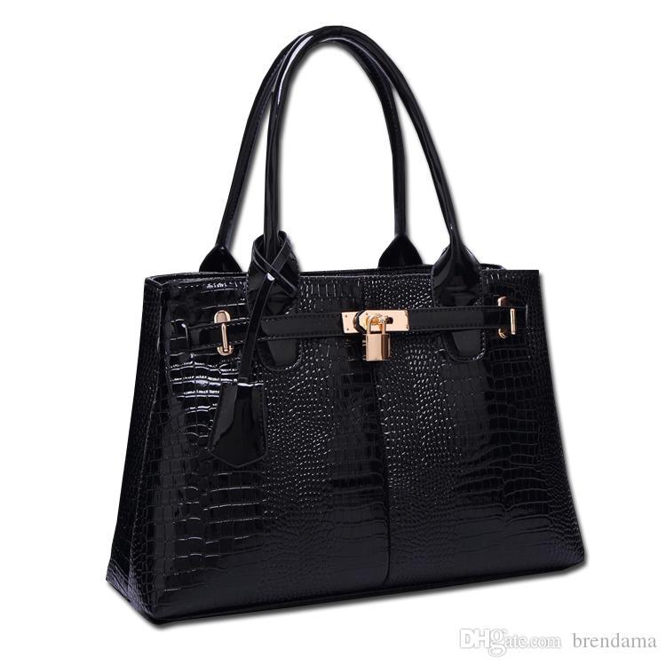Handbag Lock Tote Shoulder Bag For Women Wholesale 0194 Ivanka Trump ...