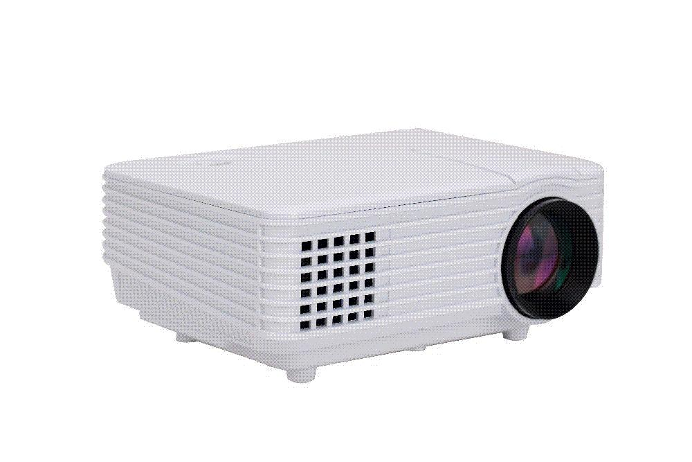 Small uc40 full hd 1080p mini projector mini led for Smallest full hd projector