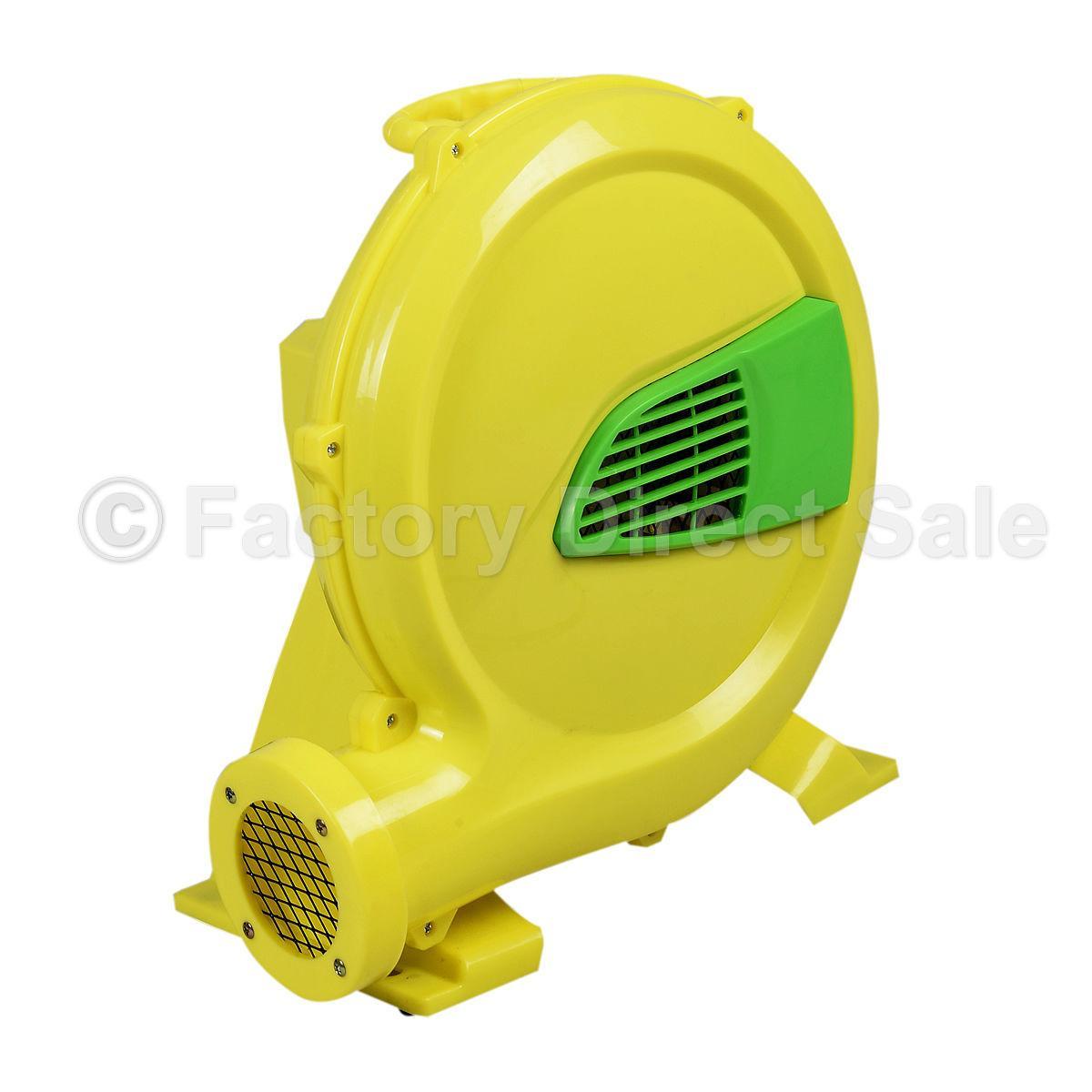 Inflatable Blower Fan : Best air blower pump fan watt hp for inflatable