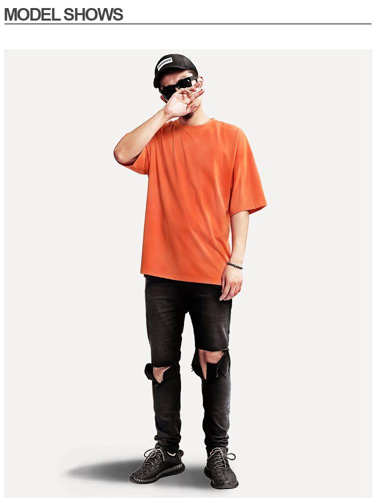 New Justin Bieber Style Fashion Brand Clothing 2016 Hiphop