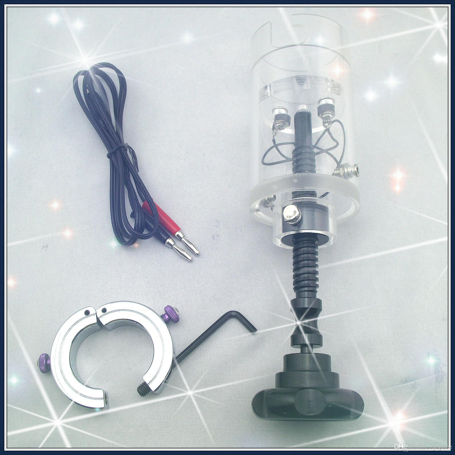 electro ball crusher