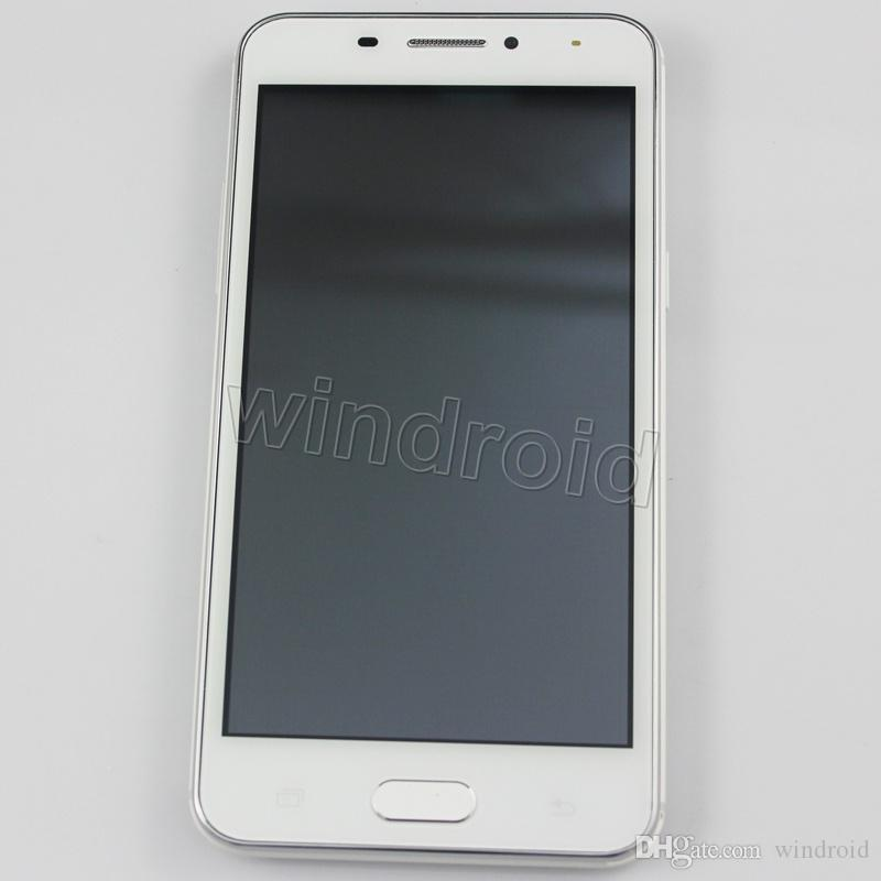 5 pouces MTK6572 Dual Core Android 4.4 Smart Phone 3G Dual Sim Card GPS 4GB 512M