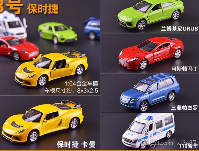 car toys cartoon toys 5 inches kids toys children gift cheap cute lovely baby toys four
