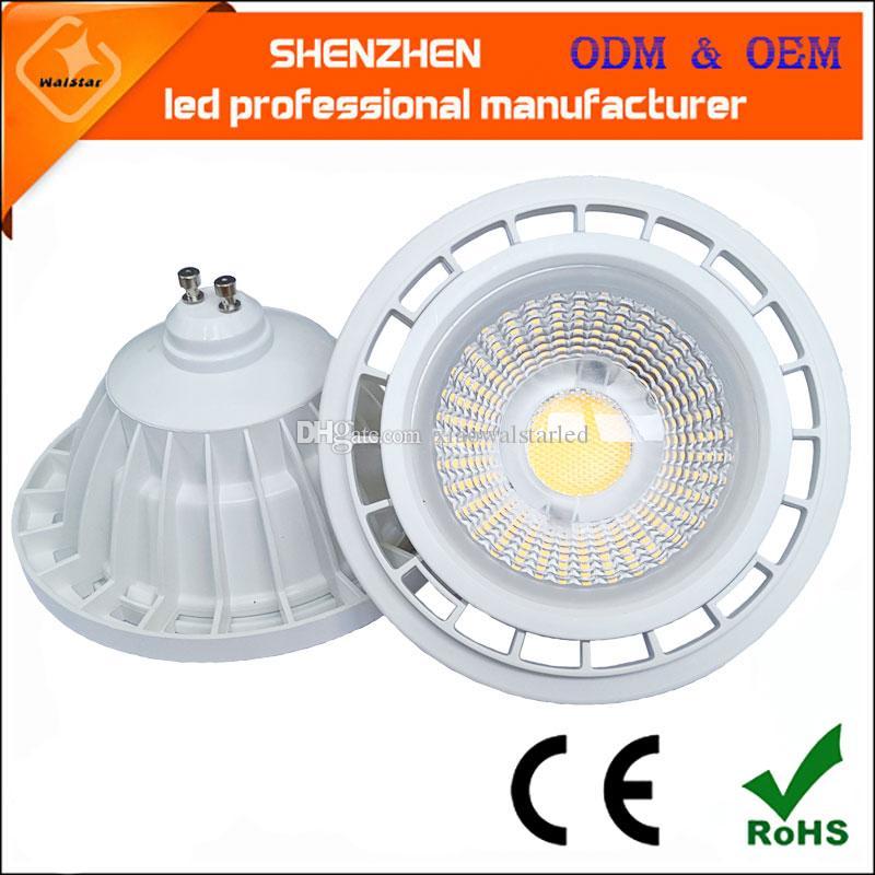 12w 15w gu10 led es111 led light gu10 ac110v ac220v 12v. Black Bedroom Furniture Sets. Home Design Ideas