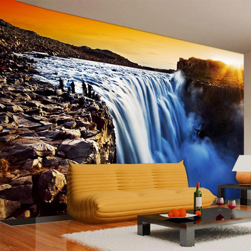 custom photo wallpaper modern 3d stereoscopic wallpaper. Black Bedroom Furniture Sets. Home Design Ideas