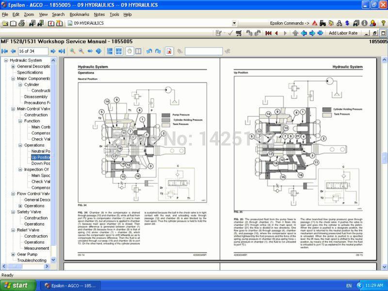 massey ferguson 65 repair manual