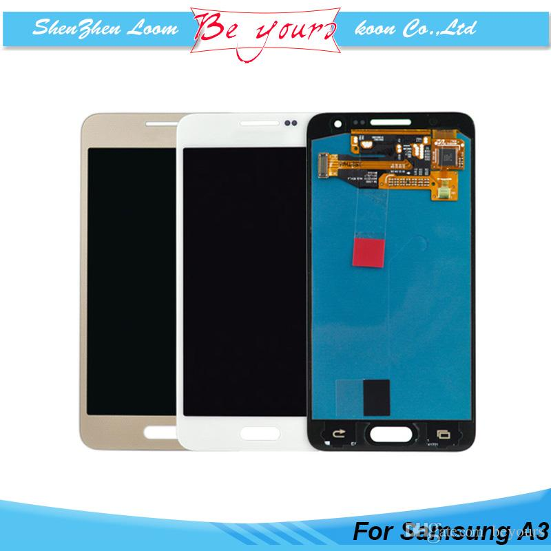 2017 100% Test Aaa Grade For Samsung A3 Lcd Galaxy A3000 ...