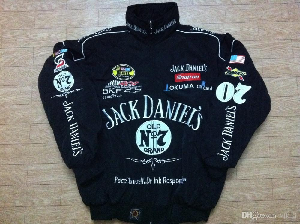 2017 Embroidery Logos F1 Moto Gp Jacket Racing Suit ...